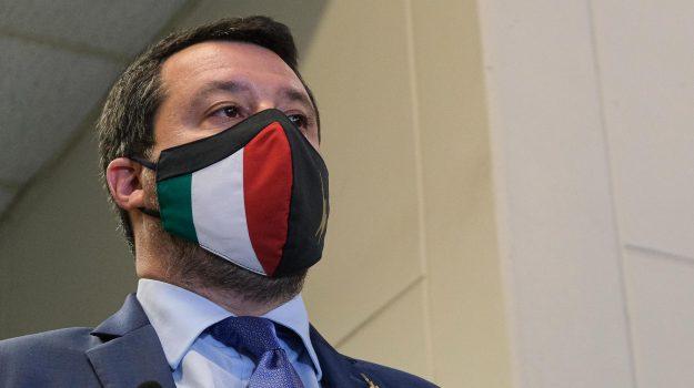 coronavirus, green pass, Lega, migranti, Matteo Salvini, Sicilia, Politica