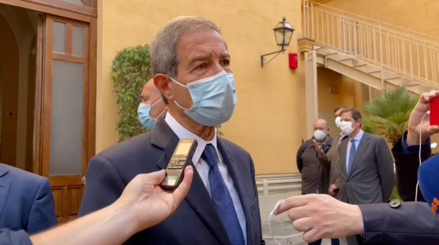 coronavirus, Nello Musumeci, Sicilia, Cronaca