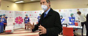"""Vaccini in Sicilia, Musumeci: """"Ieri oltre 20mila dosi somministrate, in arrivo anche Johnson&Johnson"""""""