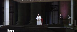 Via Crucis 2021 a piazza San Pietro