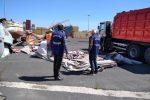 Pozzallo, demolite le imbarcazioni utilizzate per il trasporto dei migranti