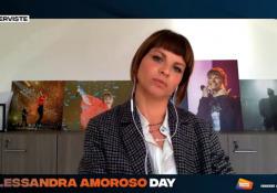 Alessandra Amoroso: «Pensavo di non meritare il successo. Grazie alla psicoanalisi ho voltato pagina»  - Corriere Tv