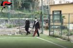 Catania, partita di calcetto con spettatori e festa clandestina: fuga all'arrivo dei carabinieri