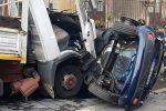 Pedone travolto da camion a Belpasso, individuato e arrestato l'autista