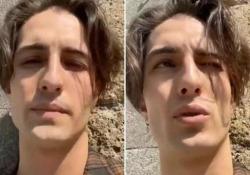 Caso Grillo, Damiano dei Maneskin: «È stupro anche se viene denunciato dopo» Il frontman della band che ha vinto l'ultimo Sanremo interviene sui social sul video di Beppe Grillo in difesa di suo figlio - Corriere Tv