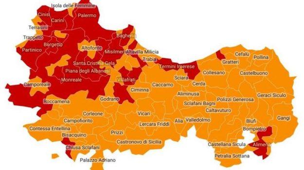 coronavirus, zona rossa, Palermo, Cronaca
