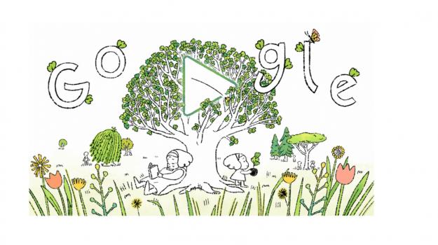 doodle, giornata delle terra, google, Sicilia, Società