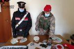 Droga, trovato in possesso di 161 grammi di hashish: 47enne arrestato a Vittoria