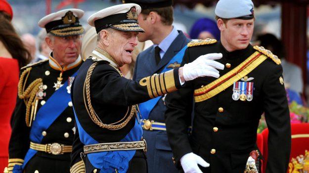 royal family, Principe Filippo, Principe Harry, Sicilia, Mondo