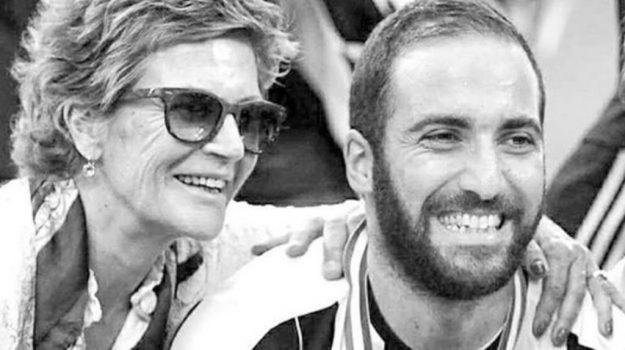 Lutto, Federico Higuain, Gonzalo Higuain, Sicilia, Sport
