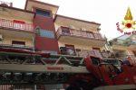 Tragico incendio in un appartamento ad Aci Catena: muore un'anziana