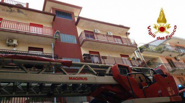 incendi, Catania, Cronaca