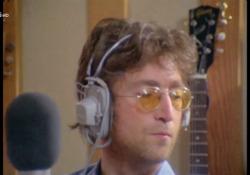 John Lennon al piano crea «Imagine»: il video a colori mostra come nacque quel capolavoro  La nascita di un'ispirazione destinata a entrare nella storia della musica, raccontata in presa diretta. A cinquant'anni dalla nascita dell'album capolavoro di John Lennon «Imagine» Rai Cultu...