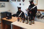 Da Ragusa a Lentini per rubare alcolici in un supermercato: arrestata una donna