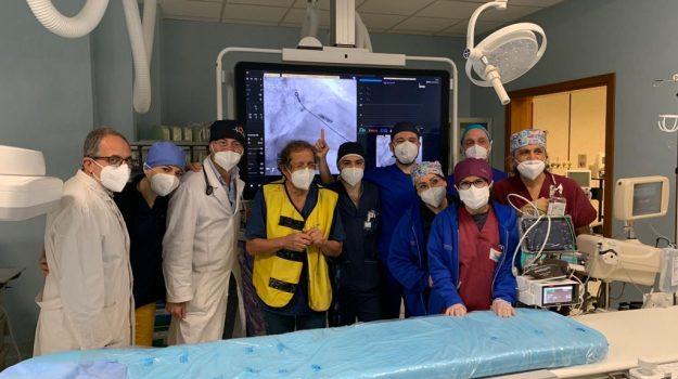 Palermo, impiantato per la prima volta pacemaker senza fili: l'intervento su un ultra 80enne