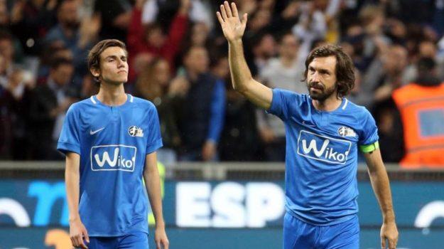 Juventus, Andrea Pirlo, Niccolò Pirlo, Sicilia, Calcio