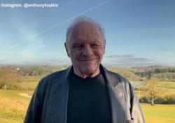 Oscar 2021, Anthony Hopkins vince come miglior attore: «Non me l'aspettavo, davvero» Il messaggio su Instagram dal Galles: «Non me l'aspettavo, davvero» - Ansa