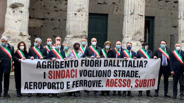 recovery plan, Michele Catanzaro, Agrigento, Politica