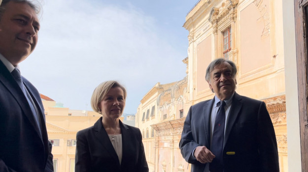 comuni, Cettina Martorana, Leoluca Orlando, Toni Sala, Palermo, Politica