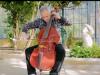 Il concerto di Sollima dall'Orto Botanico di Palermo