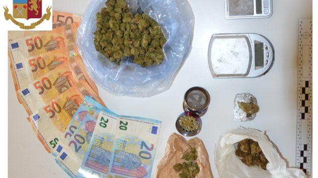 droga, Caltanissetta, Cronaca