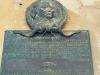 """Agrigento, la targa che commemora Goethe in stato di abbandono: """"Si intervenga per il restauro"""""""