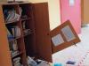 Menfi, raid vandalico nella scuola Santi Bivona: scattano decine di perquisizioni
