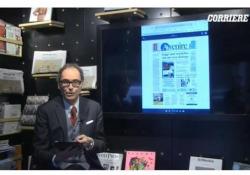 «Vediamoci all'edicola» Venanzio Postiglione legge e commenta i giornali  In diretta streaming dall'edicola CivicBrera di Milano - CorriereTV