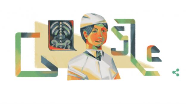 doodle di google, Vera Gedroits, Sicilia, Società