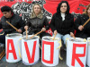 Una manifestazione di disoccupati a Roma in una immagine darchivio. ANSA/ CLAUDIO PERI