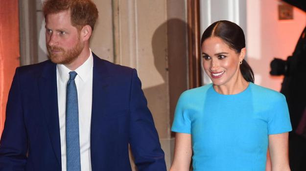 Gran Bretagna, Meghan Markle, Principe Harry, Regina Elisabetta, Sicilia, Mondo