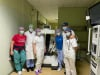 Intervento robotico doppio a Pescara,ginecologico e addome