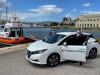 Nuove auto a emissione zero per la Guardia costiera di Olbia