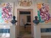 """""""Archinto"""" di Baselitz a Venezia,dipinti fluidi come lacqua"""