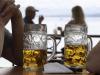 La birra batte il vino nella sfida della buona compagnia