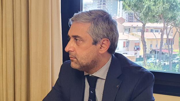 Toni Scilla assessore regionale all'Agricoltura