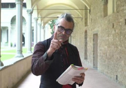 Aldo Cazzullo e Piero Pelù, spettacolo teatrale  insieme nel nome di Dante  - Corriere Tv