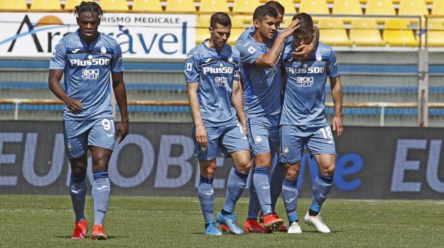 SERIE A, Sicilia, Calcio