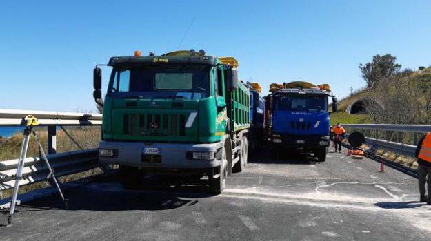 Autostrade Siciliane, interventi su A18 e A20: come cambia la viabilità da lunedì