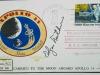 Filatelia: asta record a Milano per cosmogramma Apollo 14