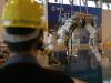 Test in vasca per il robot Eurobot (fonte: Esa - S.Koenen)