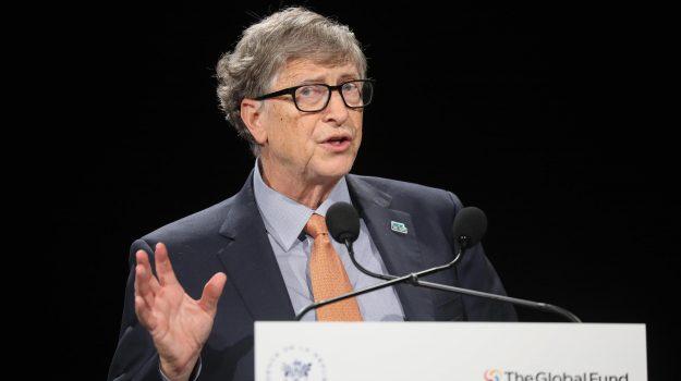 divorzio, Bill Gates, Melinda Ann French Gates, Sicilia, Società