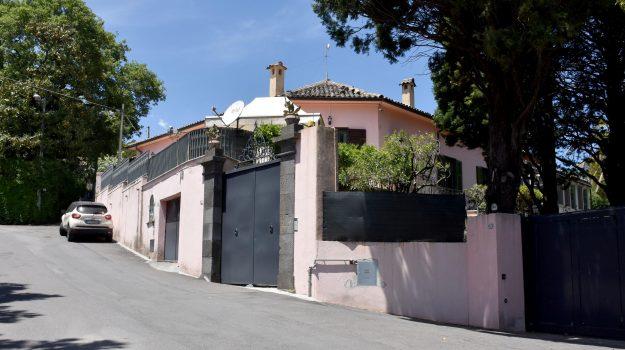 beni culturali, villa grazia, Franco Battiato, Catania, Cultura