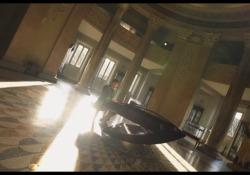 Como: la performance del pianista nel Tempio Voltiano Il nuovo video di Alessandro Martire - Dalla Rete