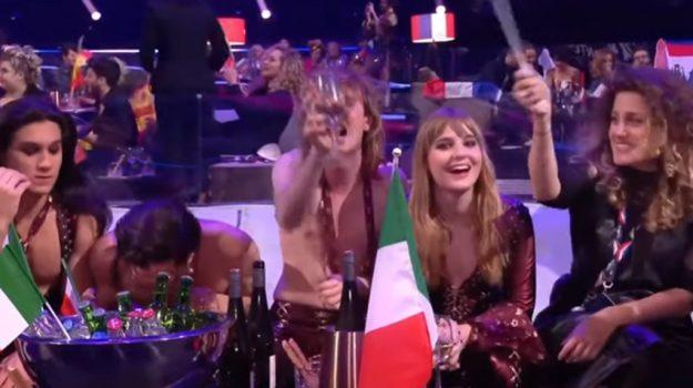 cocaina, droga, eurovision, maneskin, Sicilia, Società