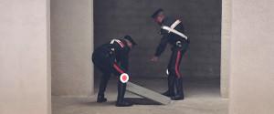 La botola del mistero ispezionata oggi dai carabinieri