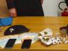 Trovati con droga e armi in auto: tre denunciati ad Alcamo