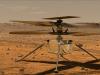 Registrato il ronzio di Ingenuity in volo su Marte (fonte: NASA/JPL-Caltech)