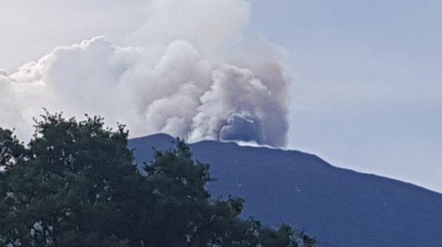 etna, vulcano, Catania, Cronaca