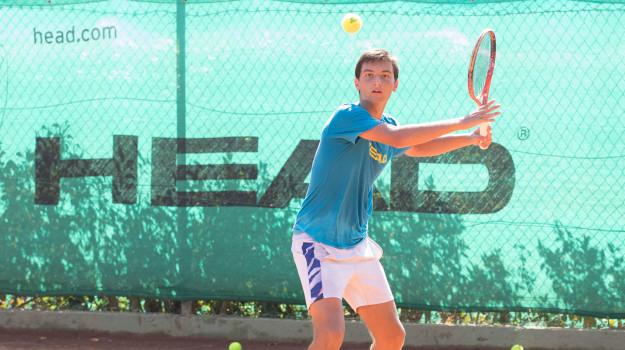 Tennis, Gabriele Piraino, Palermo, Sport